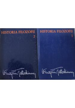 Historia filozofii tom 1 i 2
