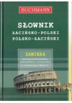 Słownik łacińsko polski polsko łaciński
