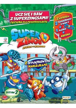 Super Zings Enigma i tajemnice Ucz się i baw 2