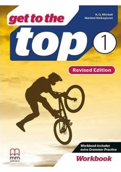 Get to the Top Revised Ed. 1 WB + CD