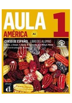 Aula 1 America podręcznik + mp3