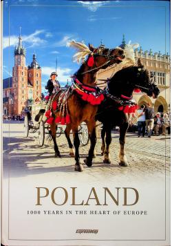Polska 1000 lat w sercu Europy album