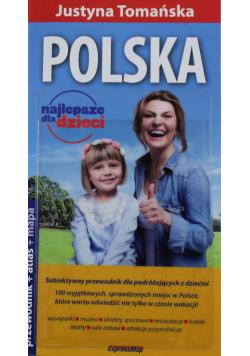 Polska przewodnik atlas mapa