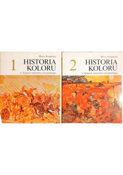 Historia Koloru 2 Tomy