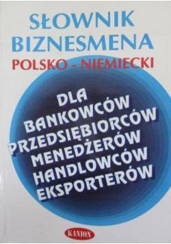 Słownik biznesmena polsko niemiecki