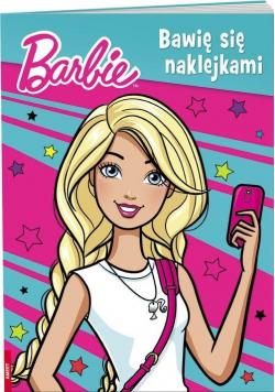 Barbie. Bawię się naklejkami