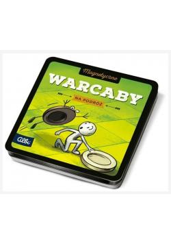 Warcaby - gra magnetyczna ALBI