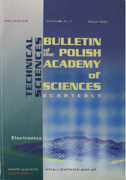 Bulletin of the polish academy of sciences volume 56 no 1