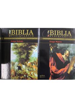 Biblia Tysiąclecia Tom I i II