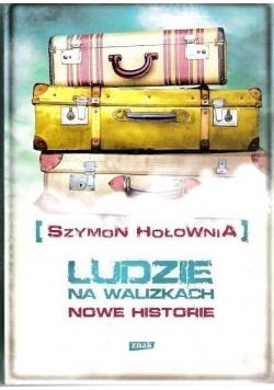 Ludzie na walizkach Nowe historie