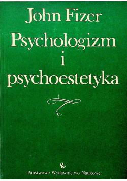 Psychologizm i psychoestetyka