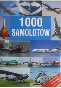 1000 samolotów