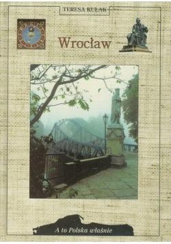 Wrocław a to Polska właśnie