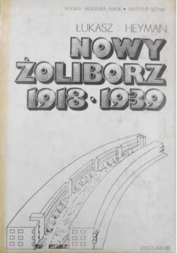 Nowy żoliborz 1918 1939