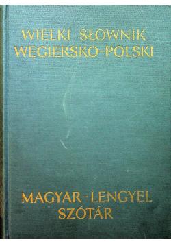 Wielki słownik węgiersko polski