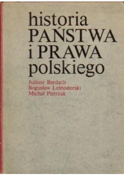 Historia państwa i prawa polskiego