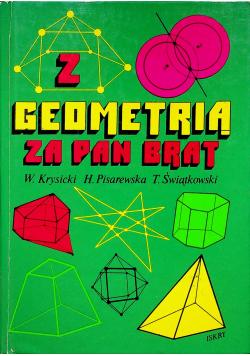 Z geometrią za pan brat