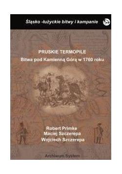 Pruskie Termopile. Bitwa pod Kamienna Górą...