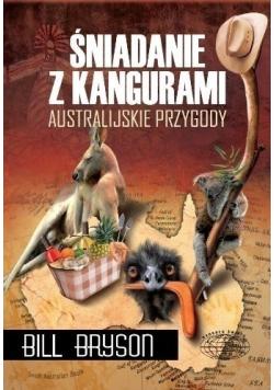 Śniadanie z kangurami