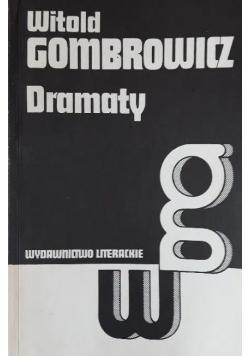 Gombrowicz Dramaty