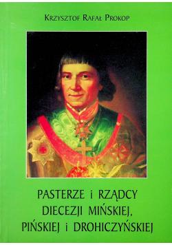Pasterze i rządcy diecezji Mińskiej Pińskiej i Drohiczyńskiej