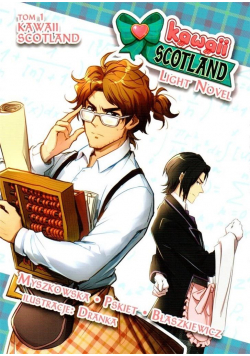 Kawaii Scotland. Light Novel T.1