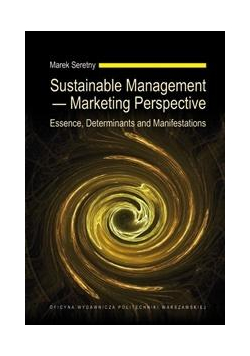 Sustainable Management Marketing Perspective