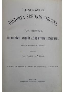 Dzieje powszechne ilustrowane 1900r