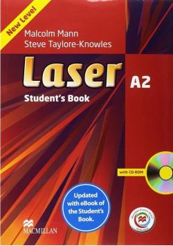 Laser Edition A2 SB + eBook + online practice