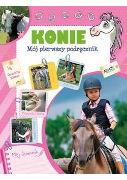 Konie. Mój pierwszy podręcznik