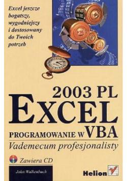 Encel 2003 PL Programowanie w VBA