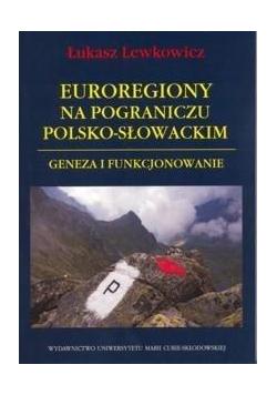 Euroregiony na pograniczu polsko-słowackim