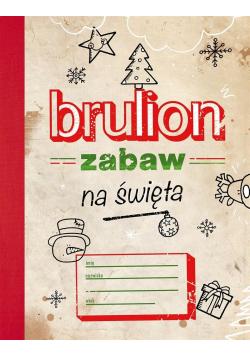 Brulion zabaw na święta