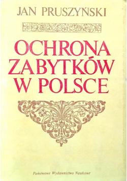 Ochrona zabytków w Polsce
