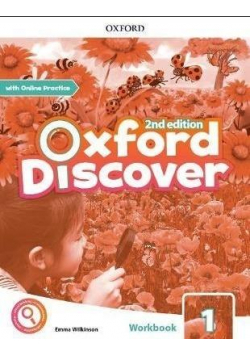 Oxford Discover 2E 1 WB + online practice