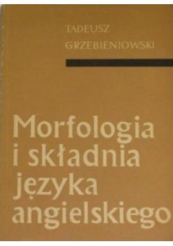 Morfologia i składnia języka Angielskiego
