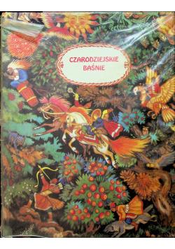 Czarodziejskie baśnie Rosyjskie baśnie ludowe