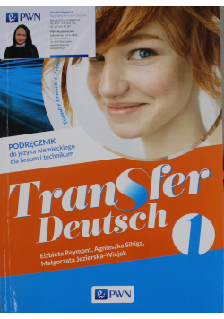 Transfer Deutsch 1 Zeszyt ćwiczeń
