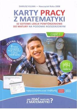 Karty pracy z matematyki ZR cz.1 2020 ELITMAT
