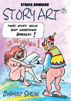 Strefa Komiksu. Story Art?