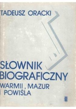 Słownik biograficzny Warmii Mazur i Powiśla