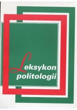 Leksykon politologii