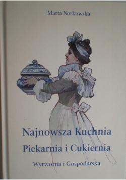 Najnowsza kuchnia Piekarnia i Cukiernia NOWA