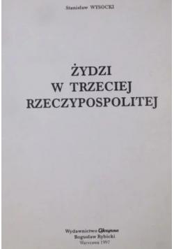 Żydzi w trzeciej Rzeczypospolitej