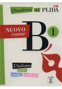 Quaderni del Plida Nuovo B1 + audio online