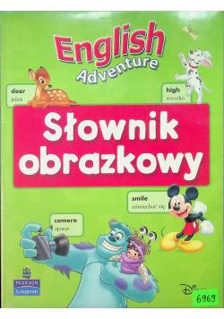 English Adventure Słownik obrazkowy