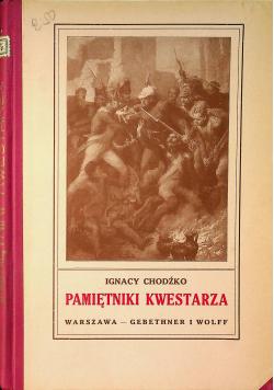 Pamiętniki kwestarza 1929r