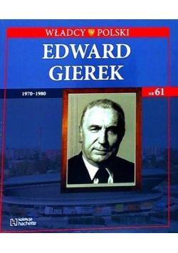 Władcy Polski nr 61 Edward Gierek