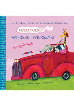 Poeci polscy Wiersze i wierszyki dla najmłodszych