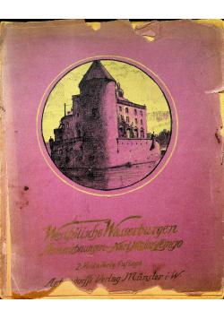 Westfalische Wafferburgen 1920 r.